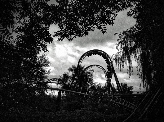 Goudurix the worst roller coaster in the world